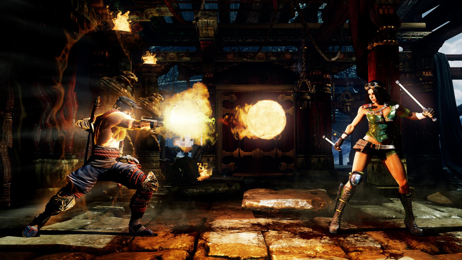 Stylish Jago in Killer Instinct