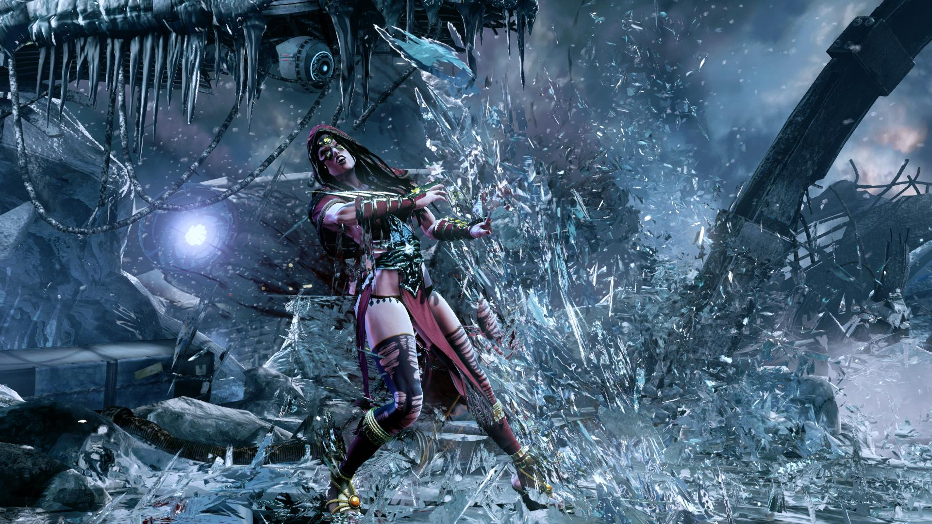 Hyper Trials! in Killer Instinct