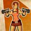 Sharpshooter in Lara Croft: Relic Run (WP)