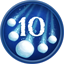 Throw 10 Snowballs in Frozen Free Fall: Snowball Fight (Xbox 360)