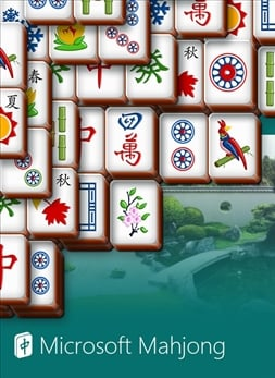 Microsoft Mahjong (Win 10)